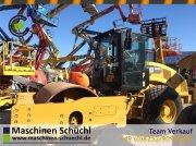 Gummiradwalze typu Caterpillar CS 74B Walzenzug 16to CE + EPA Neuwertig, Gebrauchtmaschine w Schrobenhausen