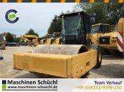 Gummiradwalze typu Caterpillar CS 78B Walzenzug 18,7to Neuwertig, Gebrauchtmaschine w Schrobenhausen