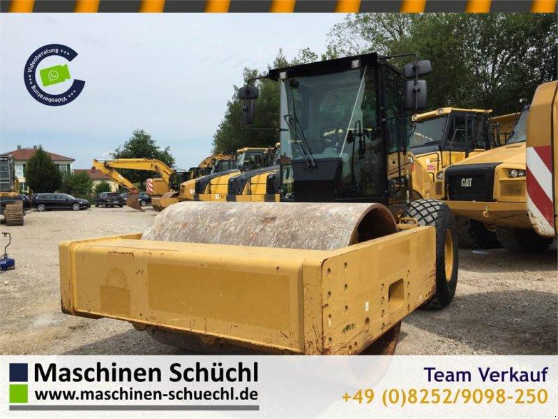 Gummiradwalze typu Caterpillar CS 78B Walzenzug 18,7to Neuwertig, Gebrauchtmaschine w Schrobenhausen (Zdjęcie 1)
