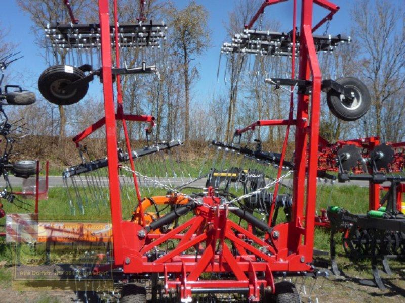 Hackstriegel des Typs Agro-Factory II Ackerstriegel, Unkrautstriegel IZAK 9.0, Neumaschine in Pfarrweisach (Bild 1)