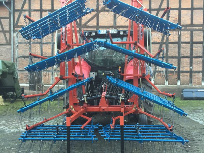 Hackstriegel типа Hatzenbichler Hackstriegel 12m, Gebrauchtmaschine в Bad Sooden Allendorf (Фотография 1)
