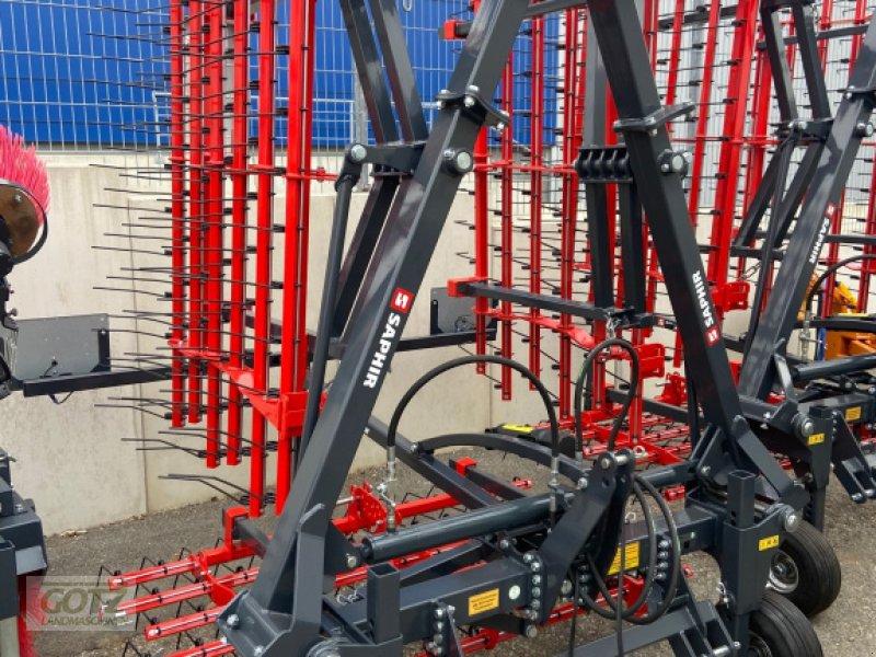 Hackstriegel des Typs Saphir WEEDSTAR 600, Neumaschine in Schwabach Wolkersdorf (Bild 1)