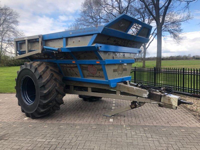 Häcksel Transportwagen tip Alasco 10, Gebrauchtmaschine in Vriezenveen (Poză 1)