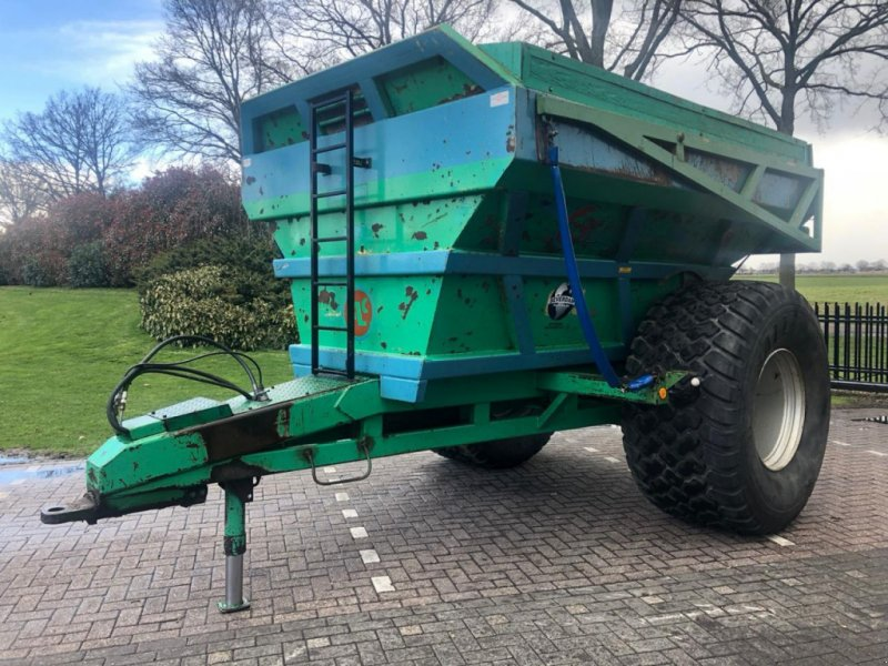 Häcksel Transportwagen tip Alasco 80, Gebrauchtmaschine in Vriezenveen (Poză 1)