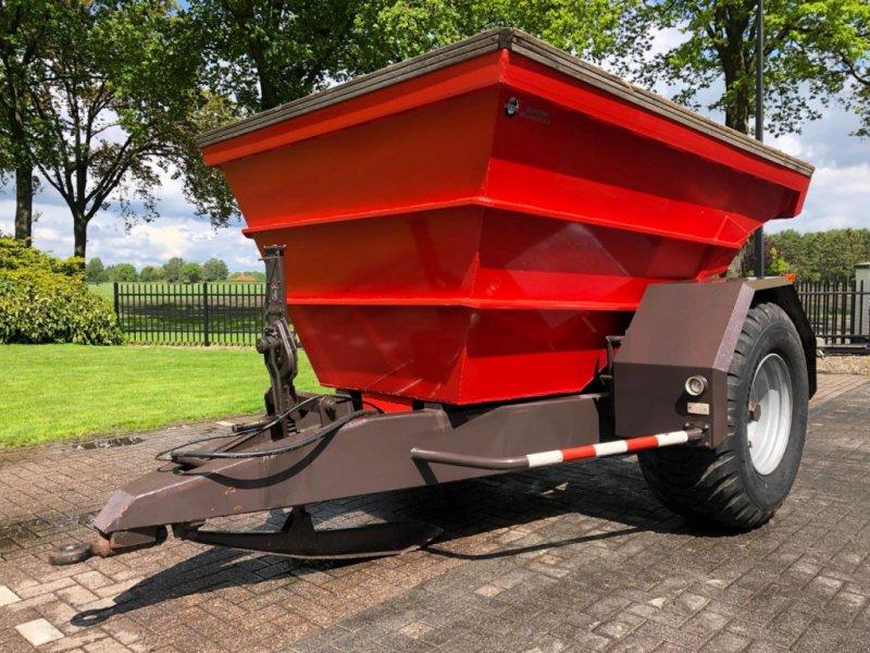 Häcksel Transportwagen des Typs Alasco dumper, Gebrauchtmaschine in Vriezenveen (Bild 1)