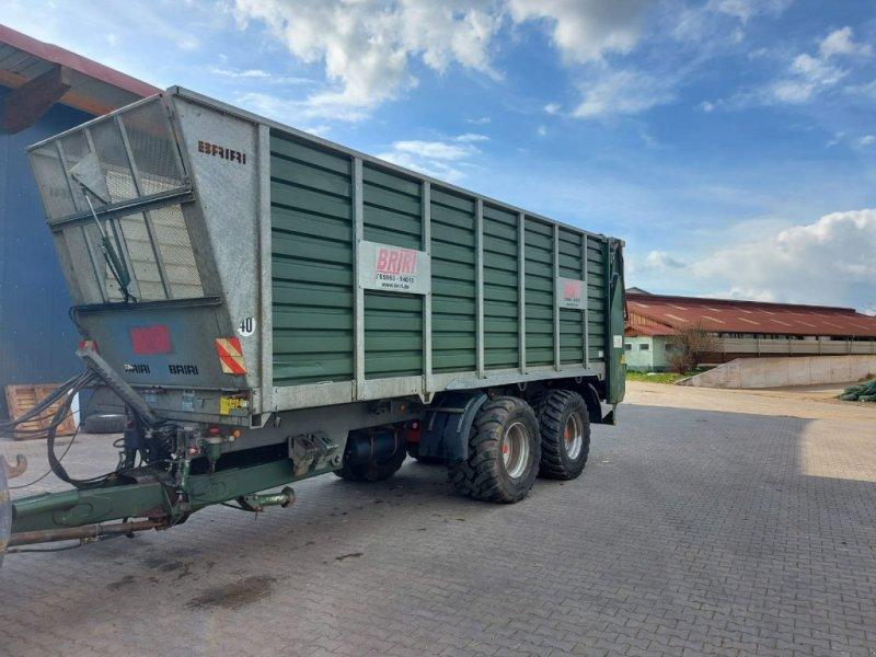 Häcksel Transportwagen typu Briri Silo-Trans 45, Gebrauchtmaschine w Amberg (Zdjęcie 1)