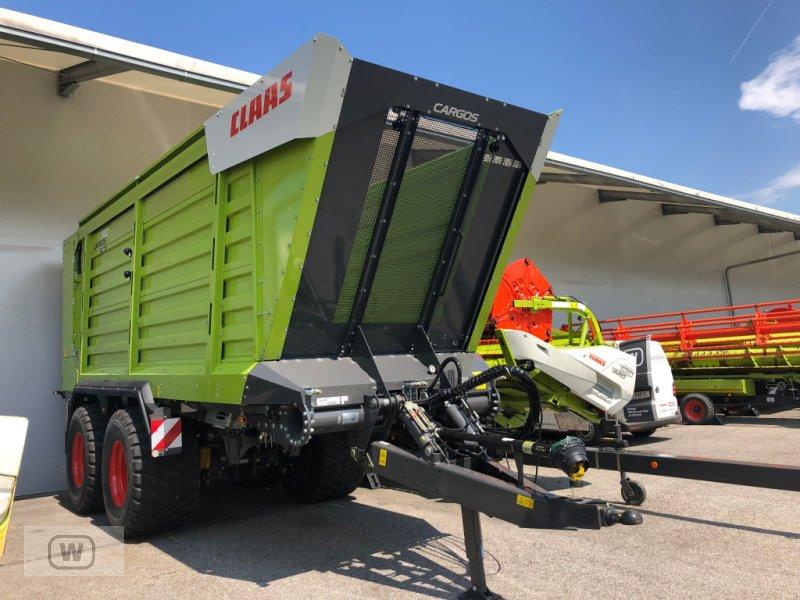 Häcksel Transportwagen des Typs CLAAS Cargos 740, Neumaschine in Zell an der Pram (Bild 1)