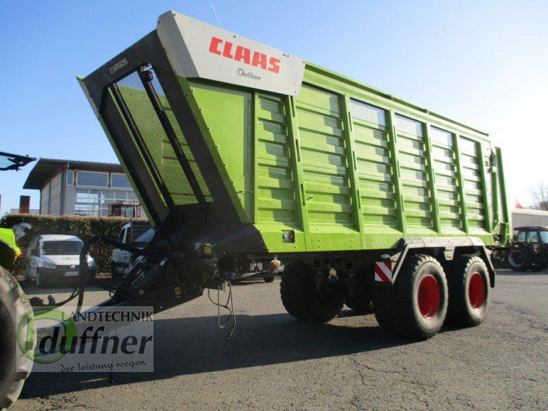 Häcksel Transportwagen des Typs CLAAS Cargos 750 Tandem Vorführwagen, Gebrauchtmaschine in Münsingen (Bild 1)