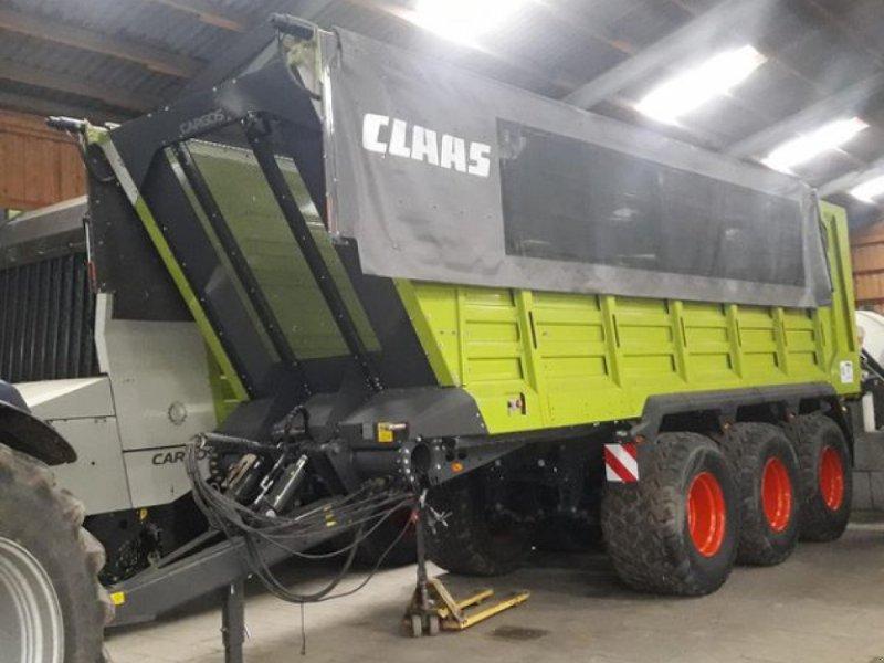Häcksel Transportwagen des Typs CLAAS CARGOS 750 TREND TRIDEM, Gebrauchtmaschine in Gefrees (Bild 1)