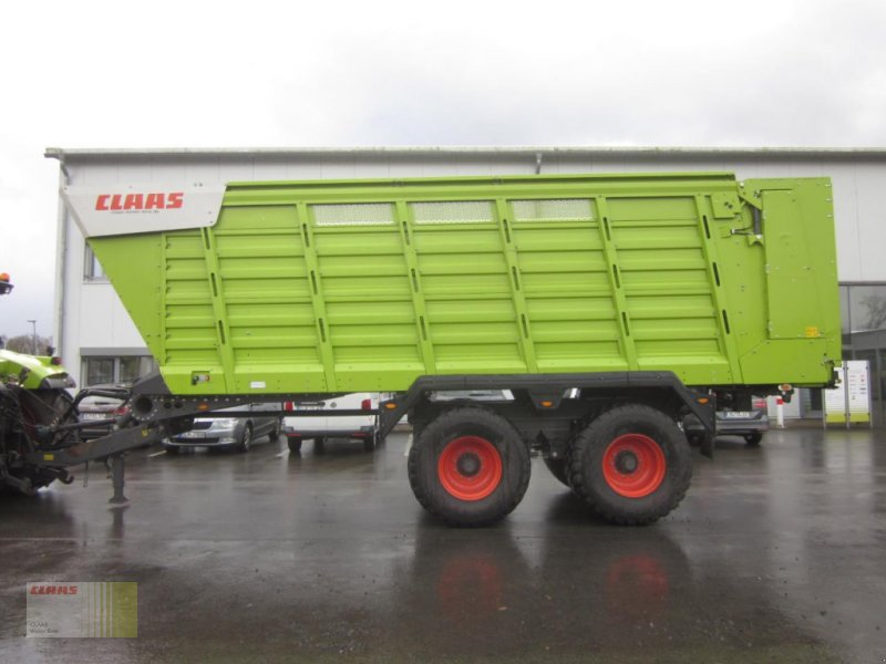 Häcksel Transportwagen des Typs CLAAS CARGOS 750 TREND, Gebrauchtmaschine in Neerstedt (Bild 2)