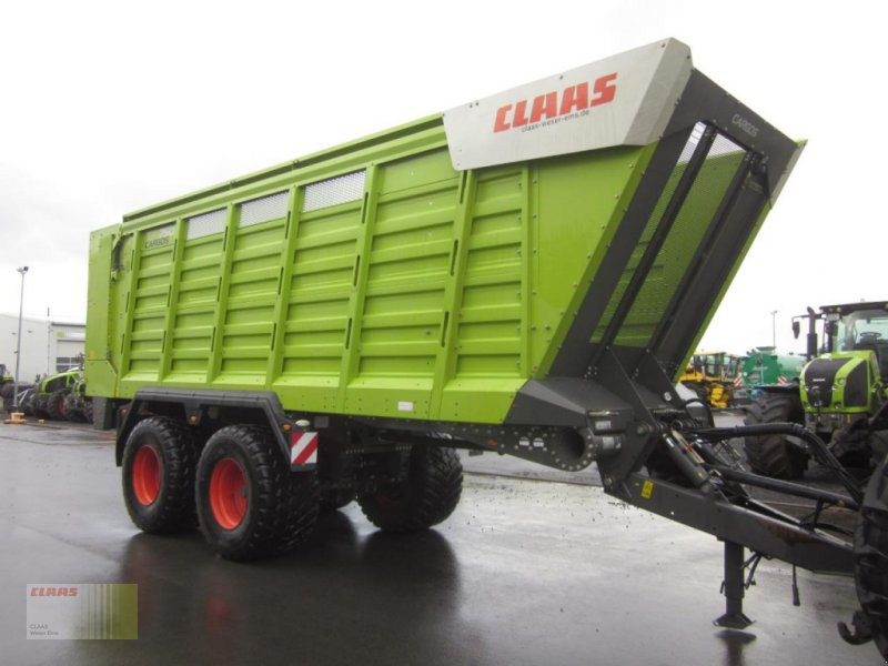 Häcksel Transportwagen des Typs CLAAS CARGOS 750 TREND, Gebrauchtmaschine in Neerstedt (Bild 6)
