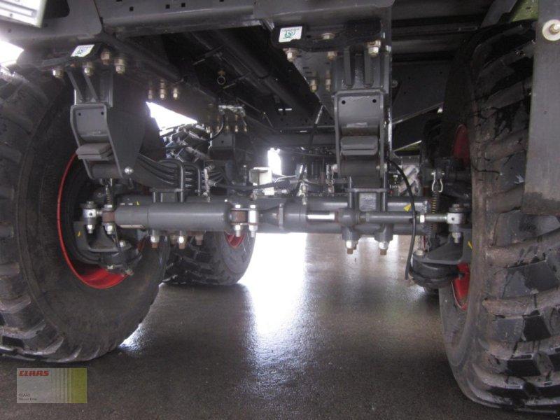 Häcksel Transportwagen des Typs CLAAS CARGOS 750 TREND, Gebrauchtmaschine in Neerstedt (Bild 9)