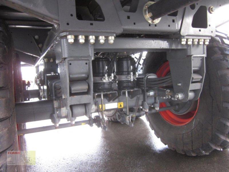 Häcksel Transportwagen des Typs CLAAS CARGOS 750 TREND, Gebrauchtmaschine in Neerstedt (Bild 10)
