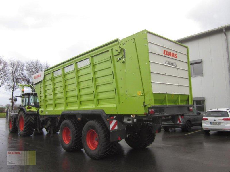 Häcksel Transportwagen des Typs CLAAS CARGOS 750 TREND, Gebrauchtmaschine in Neerstedt (Bild 3)