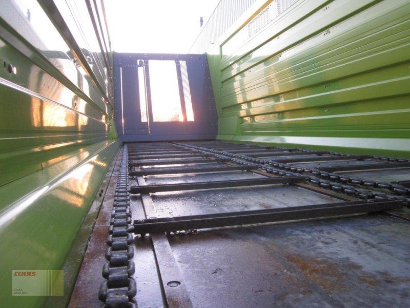 Häcksel Transportwagen des Typs CLAAS CARGOS 750 TREND, Gebrauchtmaschine in Neerstedt (Bild 7)
