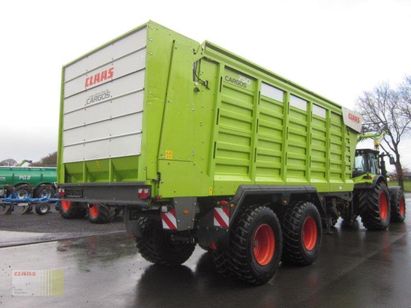 Häcksel Transportwagen des Typs CLAAS CARGOS 750 TREND, Gebrauchtmaschine in Neerstedt (Bild 5)