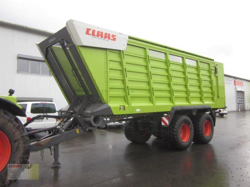 Häcksel Transportwagen des Typs CLAAS CARGOS 750 TREND, Gebrauchtmaschine in Molbergen (Bild 1)
