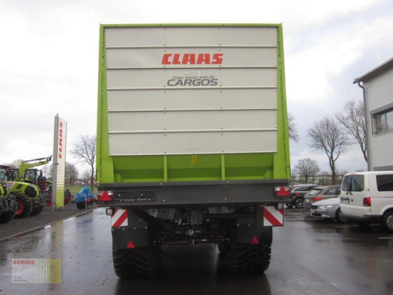 Häcksel Transportwagen des Typs CLAAS CARGOS 750 TREND, Gebrauchtmaschine in Molbergen (Bild 4)