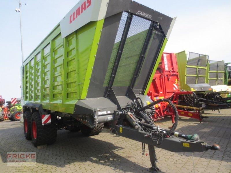 Häcksel Transportwagen typu CLAAS CARGOS 750 TREND, Gebrauchtmaschine w Bockel - Gyhum (Zdjęcie 1)