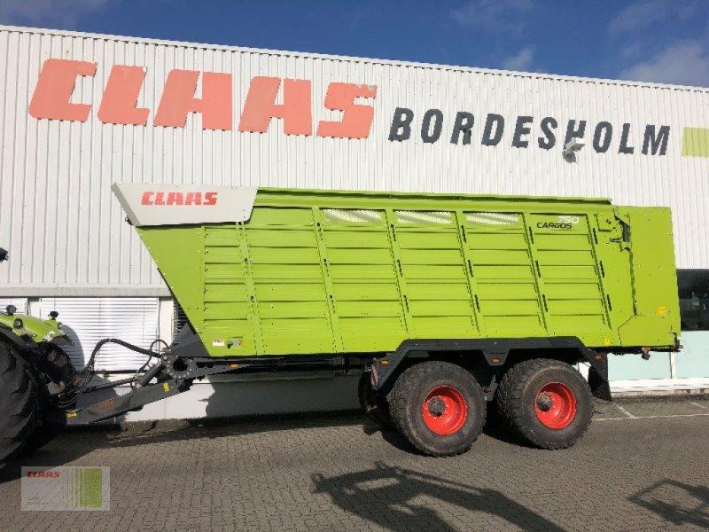 Häcksel Transportwagen des Typs CLAAS Cargos 750 Trend, Gebrauchtmaschine in Bordesholm (Bild 1)