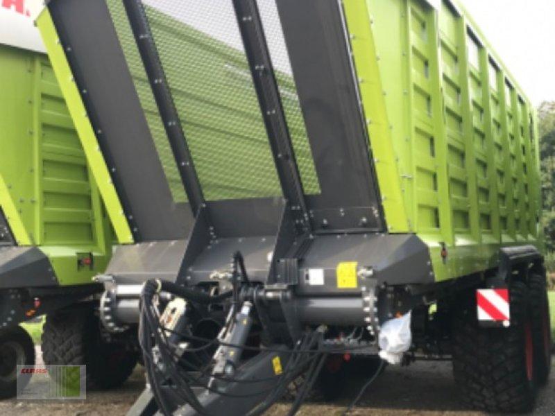 Häcksel Transportwagen des Typs CLAAS CARGOS 750 TREND, Neumaschine in Risum-Lindholm (Bild 1)
