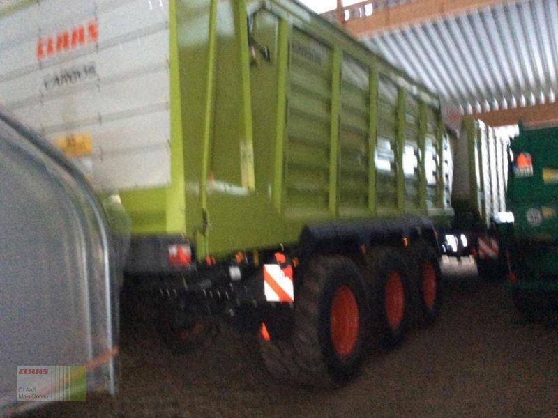 Häcksel Transportwagen des Typs CLAAS CARGOS 750 TRIDEM TREND, Gebrauchtmaschine in Vohburg (Bild 1)