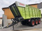Häcksel Transportwagen des Typs CLAAS CARGOS 750 TRIDEM TREND, Vorführmaschine in Hollfeld