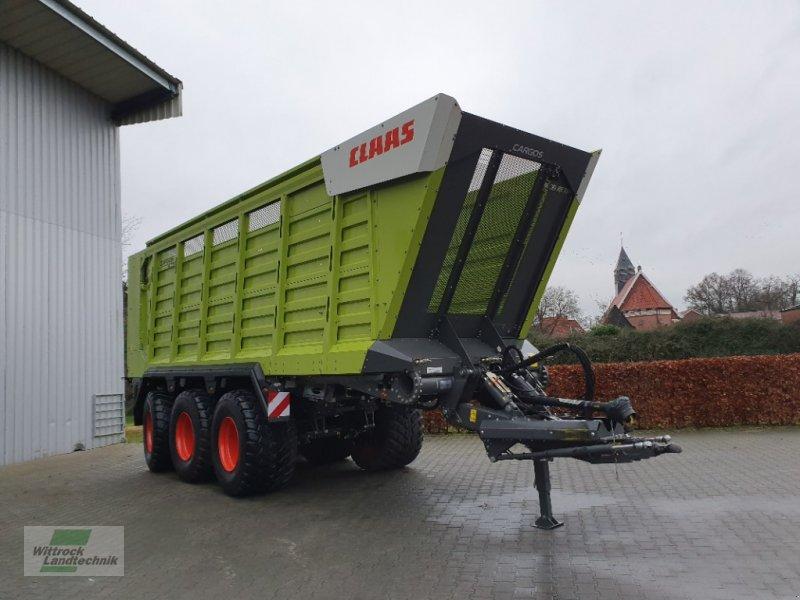 Häcksel Transportwagen des Typs CLAAS Cargos 750 Tridem, Gebrauchtmaschine in Rhede / Brual (Bild 1)
