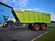CLAAS Cargos 750 Vlečka na rezanku