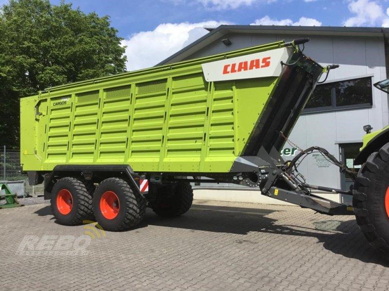 Häcksel Transportwagen des Typs CLAAS CARGOS 750, Gebrauchtmaschine in Neuenkirchen-Vörden (Bild 1)