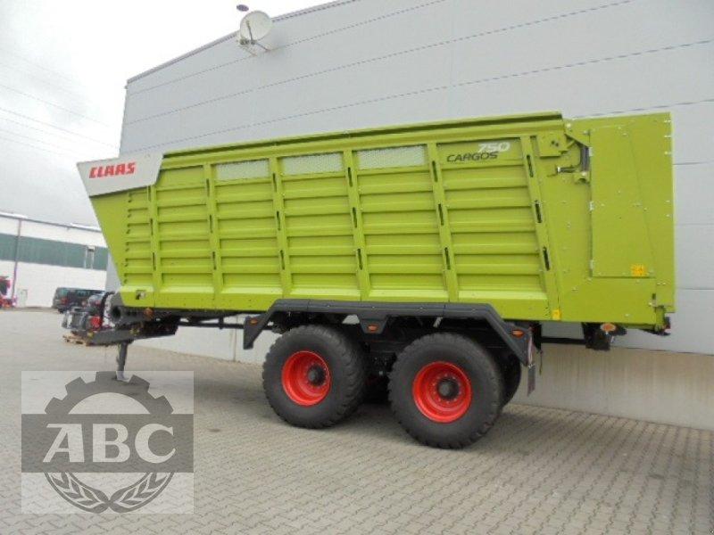 Häcksel Transportwagen des Typs CLAAS CARGOS 750, Gebrauchtmaschine in Cloppenburg (Bild 1)