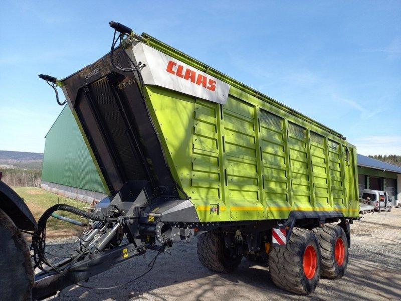 Häcksel Transportwagen des Typs CLAAS Cargos 750, Gebrauchtmaschine in Neuenreuth (Bild 1)