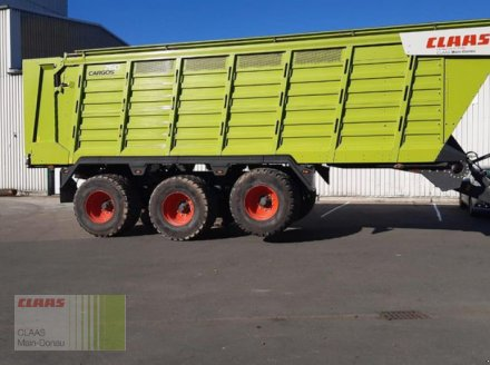 CLAAS CARGOS 760 TREND TRIDEM Prikolica za transport krme