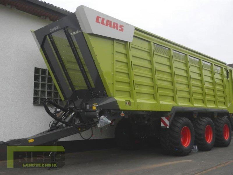 Häcksel Transportwagen des Typs CLAAS CARGOS 760 TREND, Gebrauchtmaschine in Homberg (Ohm) - Maulbach (Bild 1)