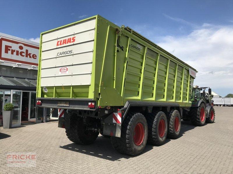 Häcksel Transportwagen des Typs CLAAS Cargos 760 Trend, Gebrauchtmaschine in Demmin (Bild 1)