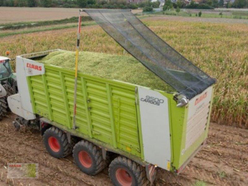 Häcksel Transportwagen des Typs CLAAS Pool AGRI Quick-Cover ED 850 XL, Ausstellungsmaschine in Weddingstedt (Bild 1)
