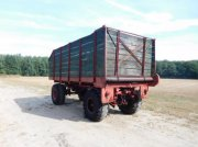 Eigenbau 10 to Hydrl. Antrieb Häcksel Transportwagen