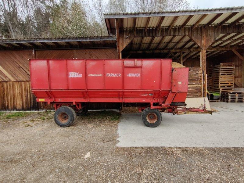 Häcksel Transportwagen typu Fella Farmer Kombi, Gebrauchtmaschine w Gars (Zdjęcie 1)