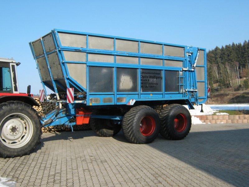 Häcksel Transportwagen tip Fortschritt T088, Gebrauchtmaschine in Schönau (Poză 1)