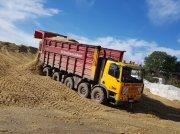Häcksel Transportwagen des Typs Ginaf Agrotruck, Gebrauchtmaschine in Eppishausen