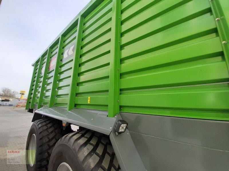 Häcksel Transportwagen des Typs Hawe SILAGETRANSPORTWAGEN, Gebrauchtmaschine in Aurach (Bild 4)