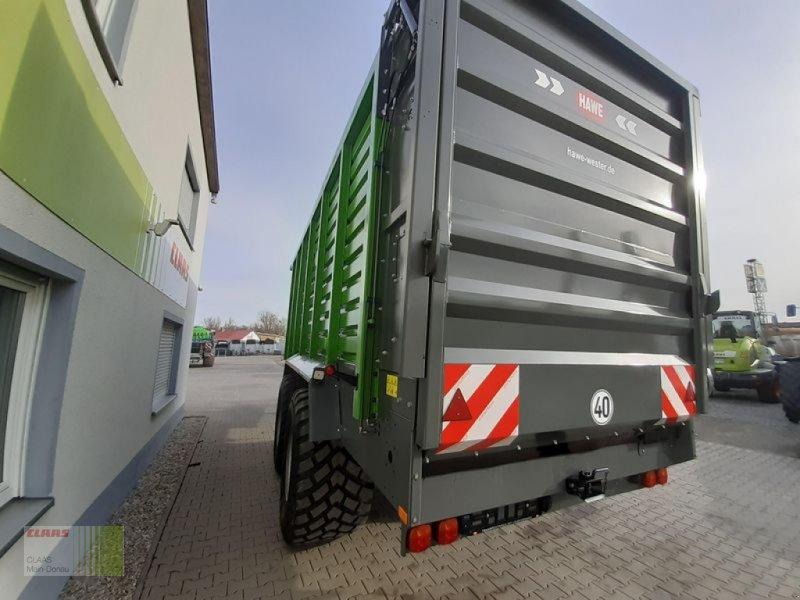 Häcksel Transportwagen des Typs Hawe SILAGETRANSPORTWAGEN, Gebrauchtmaschine in Aurach (Bild 8)