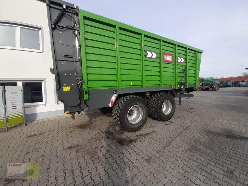 Häcksel Transportwagen des Typs Hawe SILAGETRANSPORTWAGEN, Gebrauchtmaschine in Aurach (Bild 2)
