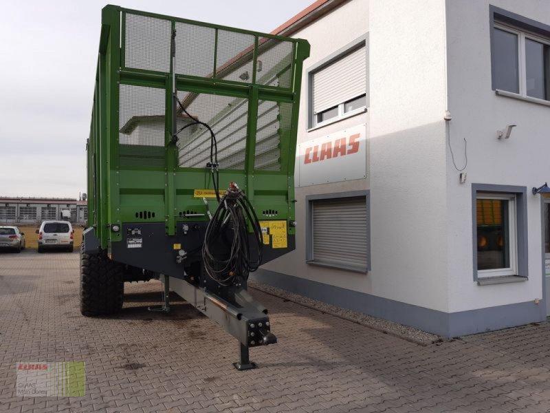 Häcksel Transportwagen des Typs Hawe SILAGETRANSPORTWAGEN, Gebrauchtmaschine in Aurach (Bild 6)