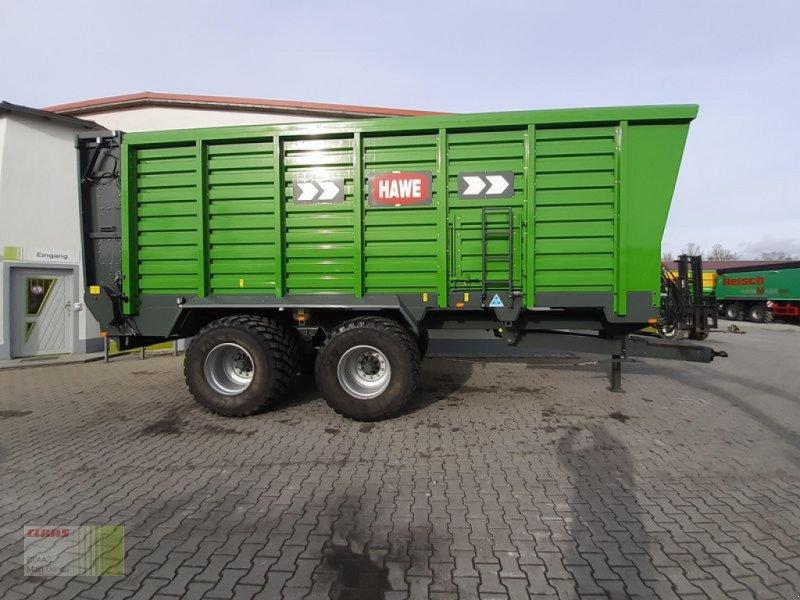 Häcksel Transportwagen des Typs Hawe SILAGETRANSPORTWAGEN, Gebrauchtmaschine in Aurach (Bild 1)