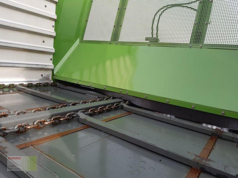 Häcksel Transportwagen des Typs Hawe SILAGETRANSPORTWAGEN, Gebrauchtmaschine in Aurach (Bild 17)