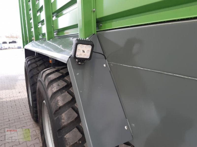 Häcksel Transportwagen des Typs Hawe SILAGETRANSPORTWAGEN, Gebrauchtmaschine in Aurach (Bild 9)