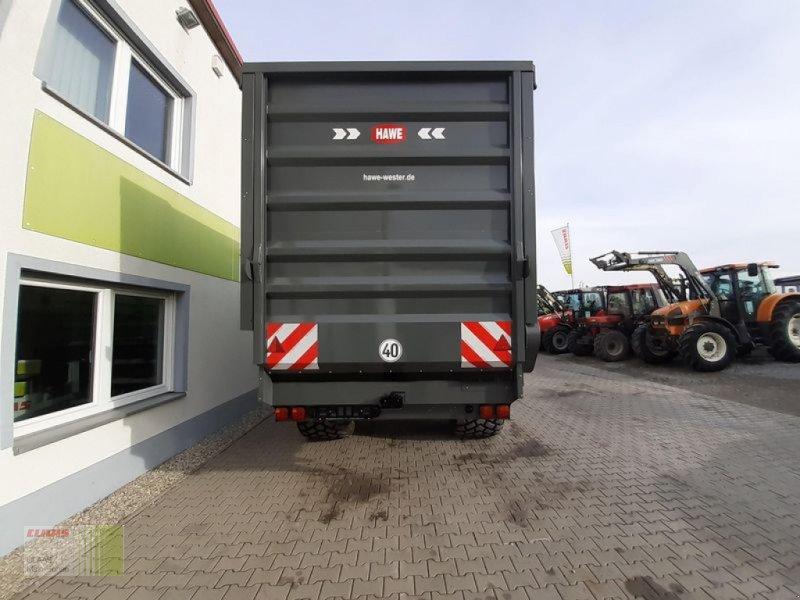 Häcksel Transportwagen des Typs Hawe SILAGETRANSPORTWAGEN, Gebrauchtmaschine in Aurach (Bild 7)