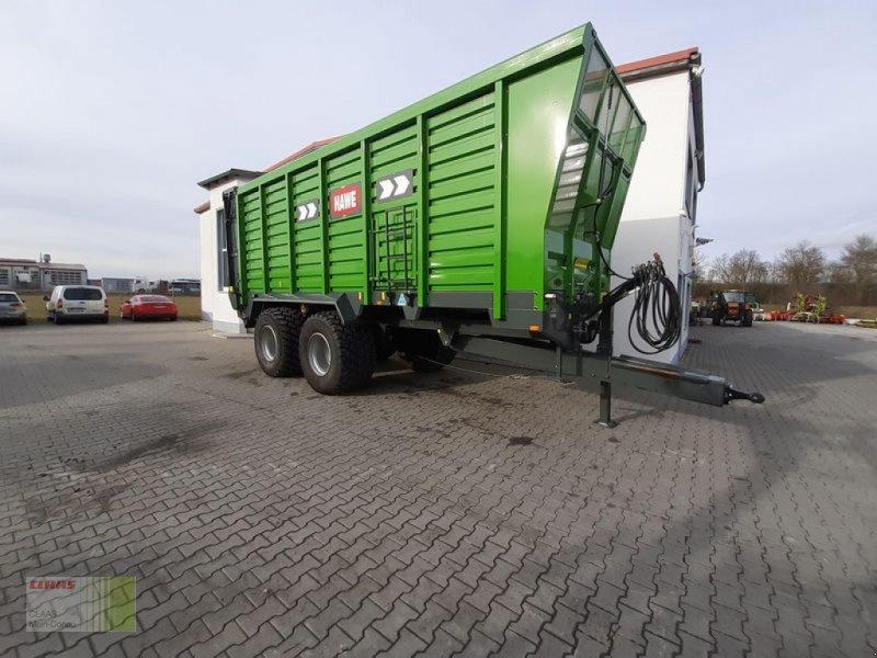 Häcksel Transportwagen des Typs Hawe SILAGETRANSPORTWAGEN, Gebrauchtmaschine in Aurach (Bild 3)