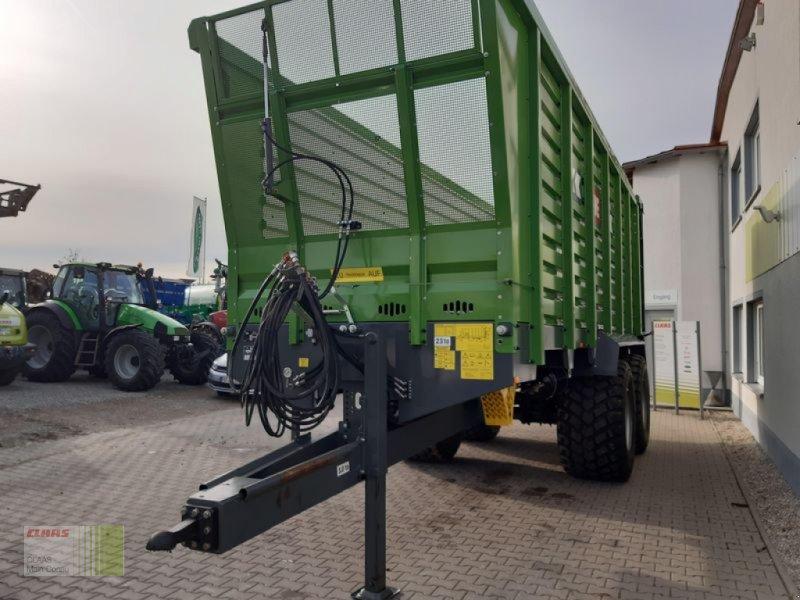 Häcksel Transportwagen des Typs Hawe SILAGETRANSPORTWAGEN, Gebrauchtmaschine in Aurach (Bild 5)